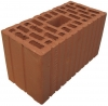 Блок керамический поризованный пустотелый М-150 250х120х138