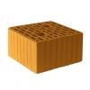 Блок керамический поризованный пустотелый М-125 250х250х138
