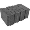 Блоки керамзитобетонные 1КБОР-ЛЦП-М4.2.2