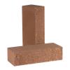 Кирпич гиперпрессованный цвет шоколад